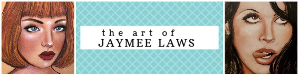 The Art of Jaymee Laws